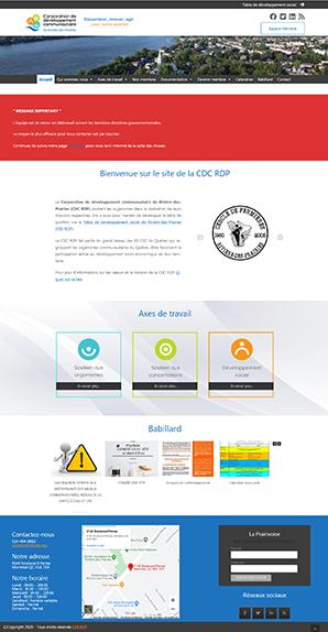 CDC RDP